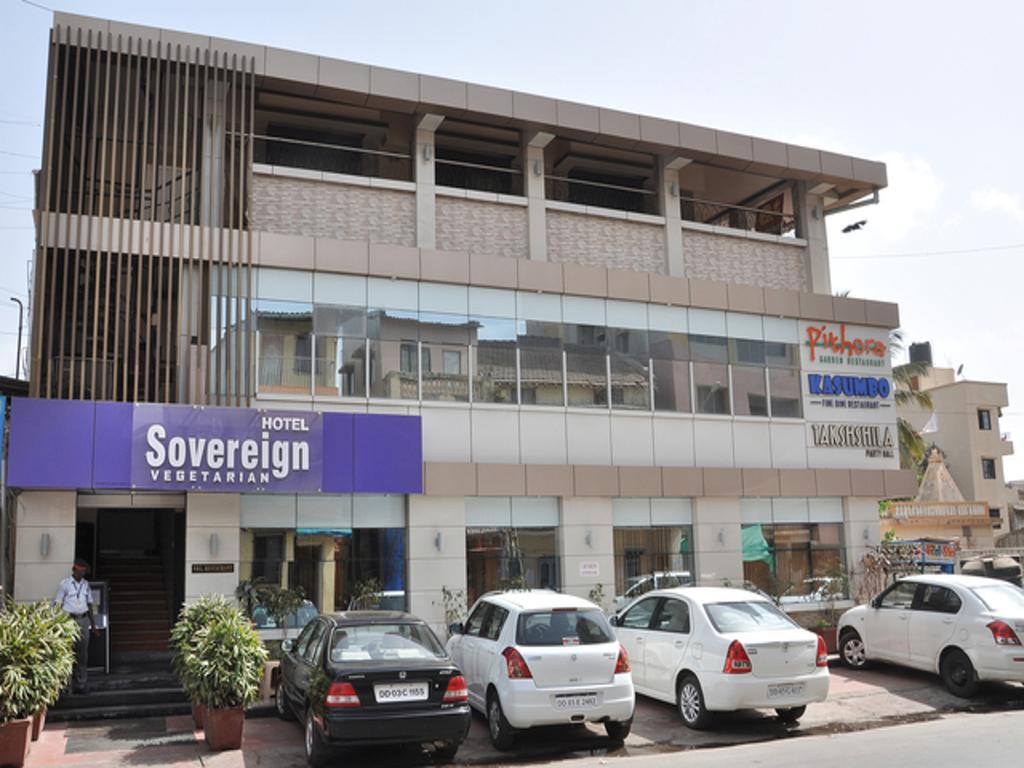 Sovereign Hotel Daman